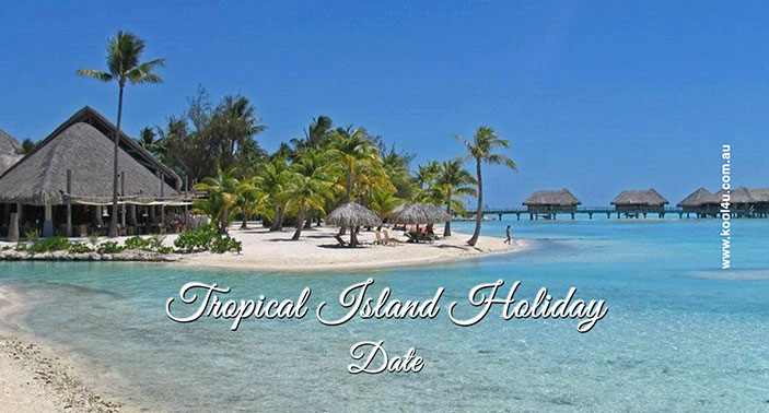 Holidays Tropical Island Ht002 Kool 4 U